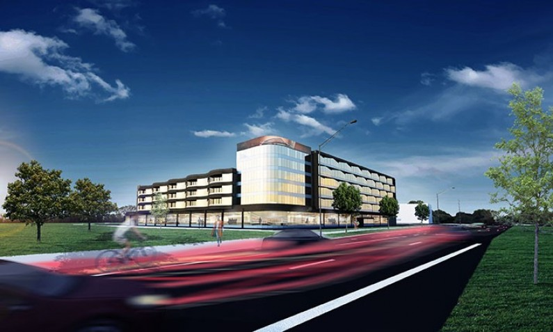 Mantra Epping Hotel Render 01